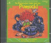 Cover-Bild zu Teil 4: De Pumuckl und s Telifon / De Pumuckl im Zoo - De Meischter Eder und sin Pumuckl