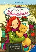 Cover-Bild zu Mayer, Gina: Der magische Blumenladen, Band 4: Die Reise zu den Wunderbeeren