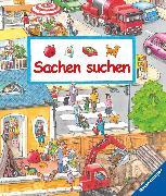 Cover-Bild zu Ravensburger Verlag GmbH (Hrsg.): Sachen suchen (eBook)