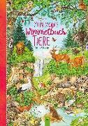 Cover-Bild zu Suess, Anne (Illustr.): Mein großes Wimmelbuch Tiere