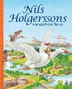 Cover-Bild zu Lagerlöf, Selma: Nils Holgerssons wunderbare Reise (eBook)