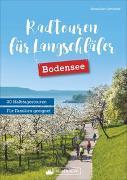 Cover-Bild zu Radtouren für Langschläfer Bodensee von Grimmler, Benedikt
