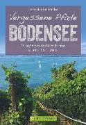 Cover-Bild zu Vergessene Pfade Bodensee von Grimmler, Benedikt
