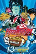 Cover-Bild zu Riichiro Inagaki: EYESHIELD 21 GN VOL 13