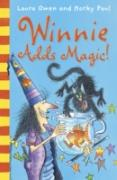 Cover-Bild zu Winnie and Wilbur Winnie Adds Magic (eBook) von Paul, Korky (Illustr.)
