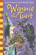 Cover-Bild zu Winnie and Wilbur Winnie the Twit (eBook) von Paul, Korky (Illustr.)