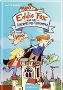 Cover-Bild zu Szillat, Antje: Eddie Fox und das Geheimnis des Turmzimmers (Eddie Fox 3)