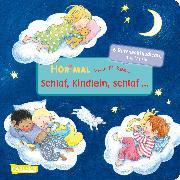 Cover-Bild zu diverse,: Hör mal: Verse für Kleine: Schlaf, Kindlein, schlaf