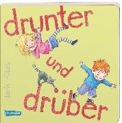 Cover-Bild zu Rübel, Doris: drunter und drüber