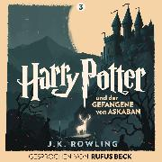Cover-Bild zu Harry Potter und der Gefangene von Askaban (Audio Download) von Rowling, J.K.