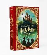 Cover-Bild zu Harry Potter and the Philosopher's Stone: MinaLima Edition von Rowling, J.K.