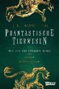 Cover-Bild zu Hogwarts-Schulbücher: Phantastische Tierwesen und wo sie zu finden sind von Rowling, J.K.