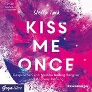 Cover-Bild zu Kiss me once von Tack, Stella