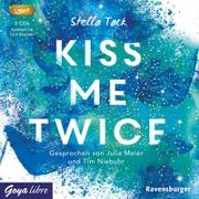 Cover-Bild zu Kiss me twice von Tack, Stella