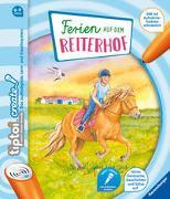 Cover-Bild zu Neudert, Cee: tiptoi® CREATE Ferien auf dem Reiterhof