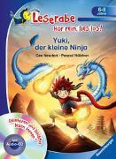 Cover-Bild zu Neudert, Cee: Yuki, der kleine Ninja - Leserabe ab 1. Klasse - Erstlesebuch für Kinder ab 6 Jahren