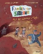 Cover-Bild zu Familie von Stibitz - Auf Golddiamanten-Jagd von Sparring, Anders