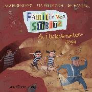 Cover-Bild zu Auf Golddiamanten-Jagd - Familie von Stibitz, (Ungekürzte Lesung) (Audio Download) von Sparring, Anders