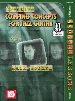 Cover-Bild zu Mark Boling: Creative Comping Concepts for Jazz Guitar