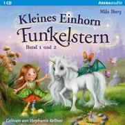 Cover-Bild zu Berg, Mila: Kleines Einhorn Funkelstern (Band 1 und 2)