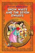 Cover-Bild zu Snow White and the Seven Dwarfs. An Illustrated Classic Fairy Tale for Kids by Jacob and Wilhelm Grimm (eBook) von Grimm, Jacob