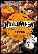 Cover-Bild zu Halloween. Das Koch- und Backbuch von Grimm, Tom