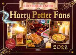 Cover-Bild zu Der inoffizielle Küchenkalender für Harry Potter Fans 2022 von Grimm, Tom