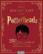 Cover-Bild zu Die Bucket List für Potterheads von Grimm, Tom