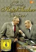 Cover-Bild zu Eckhardt, Fritz: Hallo - Hotel Sacher... Portier!
