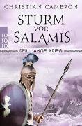 Cover-Bild zu Der Lange Krieg: Sturm vor Salamis von Cameron, Christian