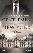 Cover-Bild zu Gentlemen of New York - William von Shupe, Joanna