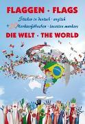 Cover-Bild zu Freytag-Berndt und Artaria KG (Hrsg.): Flaggen Aufkleber - Die Welt / Flags - The world