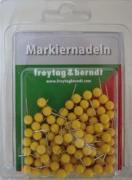 Cover-Bild zu Freytag-Berndt und Artaria KG (Hrsg.): Markiernadeln, Gelb