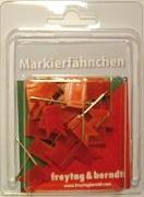Cover-Bild zu Freytag-Berndt und Artaria KG (Hrsg.): Pin Fähnchen rot