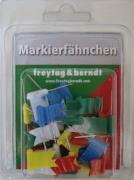 Cover-Bild zu Freytag-Berndt und Artaria KG (Hrsg.): Markierfähnchen wehend, Bunt