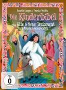 Cover-Bild zu Langen, Annette (Komponist): Kinderbibel: Altes & Neues Testament