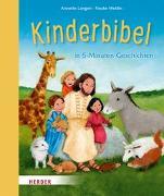 Cover-Bild zu Langen, Annette: Kinderbibel