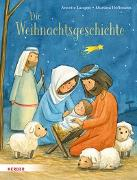 Cover-Bild zu Langen, Annette: Die Weihnachtsgeschichte