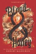 Cover-Bild zu Blood & Honey von Mahurin, Shelby