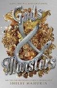 Cover-Bild zu Gods & Monsters (eBook) von Mahurin, Shelby