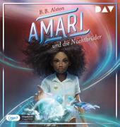 Cover-Bild zu Alston, B.B.: Amari und die Nachtbrüder