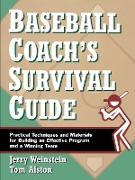 Cover-Bild zu Weinstein, Jerry: Baseball Coach's Survival Guide