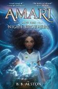 Cover-Bild zu Alston, B. B.: Amari and the Night Brothers