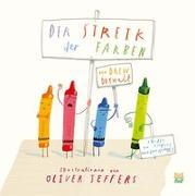Cover-Bild zu Der Streik der Farben von Daywalt, Drew
