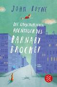 Cover-Bild zu Die unglaublichen Abenteuer des Barnaby Brocket von Boyne, John