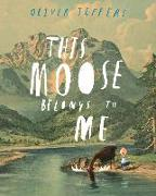 Cover-Bild zu This Moose Belongs to Me (eBook) von Jeffers, Oliver