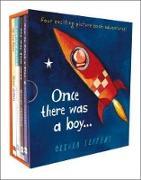 Cover-Bild zu Once there was a boy von Jeffers, Oliver