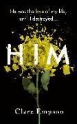 Cover-Bild zu Empson, Clare: Him (eBook)