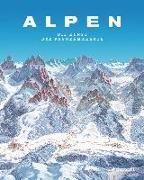 Cover-Bild zu Dauer, Tom: Alpen. Die Kunst der Panoramakarte