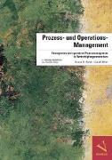 Cover-Bild zu Prozess- und Operations-Management (eBook) von Peter, Daniel